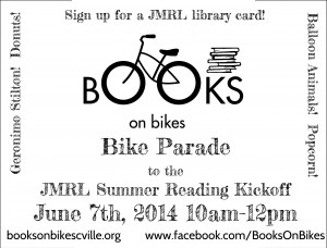 Bike Parade Flyer